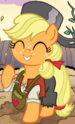 Micro-Series issue 6 Johnny Applejack