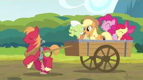 My Little Pony Friendship Is Magic - Apples to the Core, reprise (Swedish)
