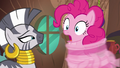 Pinkie Pie's body quickly uncurling S7E19.png