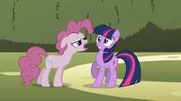 Pinkie Pie 'Why' S2E01