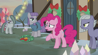 Pinkie Pie -she'd never do anything bad- S5E20