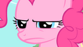 Pinkie Pie glaring at Applejack S01E25.png