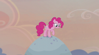Pinkie Pie hears Limestone's voice S5E20