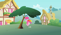 Pinkie Pie under a tree S1E15.png
