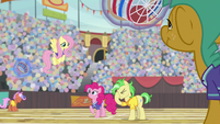 Ponyville team wins against Fiery Fricket's team S9E6