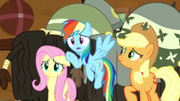 "Rainbow ""we respect your decision"" S8E18"
