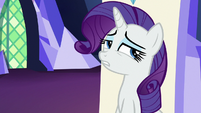 "Rarity ""didn't work out either"" S8E21"