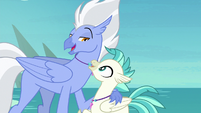 "Sky Beak ""something to be proud of"" S8E6"