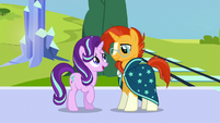 "Starlight ""Just... promise you'll stay in touch?"" S6E2"