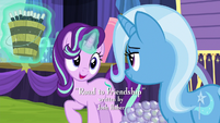 Starlight -as much fun as counseling students- S8E19