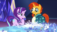 """Starlight Glimmer """"not so excited about where"""" S8E8"""