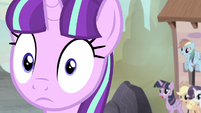 Starlight hears Twilight's lecture S5E2