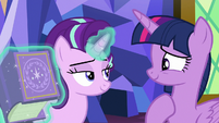 Starlight holding School of Friendship guidebook S9E1