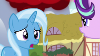 Trixie finally apologizes to Starlight Glimmer S7E2