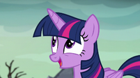 "Twilight ""I could write to her anytime"" S6E5"