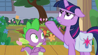 """Twilight """"this place isn't that big"""" S9E5"""