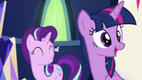 "Twilight ""we've come up with a spell"" S6E12"