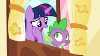 Twilight --He's everywhere today-- S5E22