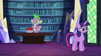 Twilight --terrible things could happen-- S5E22