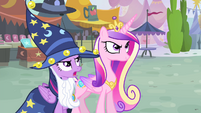 Twilight -What are you doing here-- S4E11