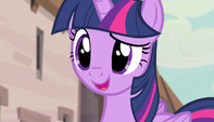 Twilight -we assumed it was to help- S5E1