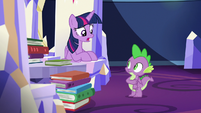 "Twilight Sparkle ""I wish I could help"" S8E24"