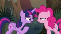 """Twilight Sparkle """"well, I'm sorry, Pinkie!"""" S8E13"""