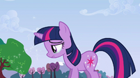 Twilight Sparkle crying S2E25