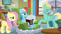 Zephyr Breeze --this breeze needs his Z's-- S6E11