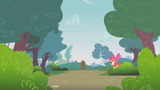 Apple Bloom follows Zecora out of town S1E09