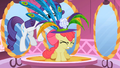 Apple Bloom slammed by hat S2E6.png