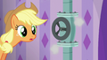 Applejack about to have an epiphany S6E10.png