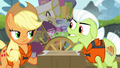 Applejack and Granny Smith at the helm S4E09.png