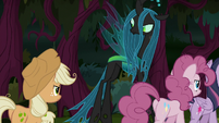 Chrysalis notices some clones missing S8E13