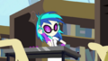 DJ Pon-3 mixing music in the library CYOE2c.png