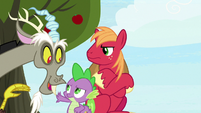 """Discord curious """"I want to see!"""" S9E23"""