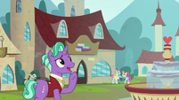Firelight looking for Starlight Glimmer S8E8