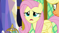 "Fluttershy ""I can't believe you'd think"" S9E26"