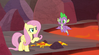 """Fluttershy """"a very kind thing to do"""" S9E9"""