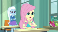 Fluttershy swears she wasn't cheating EGDS10