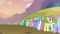 Line of uncertain Pegasi S2E22