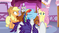 Opalescence yowling in fright S7E19