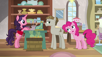 "Pinkie Pie ""whatcha doin'?"" S8E3"