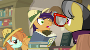 Pony 1 Daring Do kicks puppies! S9E21