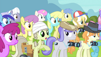 Pony but you gave it your stamp of approval S4E20