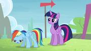 Rainbow ''...e ir para os Jogos de Equestria do que outros.'' T4E10