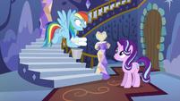 Rainbow Dash --yes, Starlight Glimmer-- S6E21