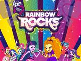 My Little Pony Девочки из Эквестрии: Радужный рок