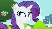 "Rarity ""so much to do elsewhere"" S4E23"