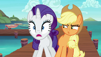 Rarity --Opalescence delivered your message-- S6E22
